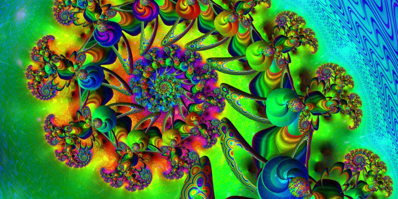 LSA v semenech Morning glory a Ololiuqui vytváří symbiotická houba