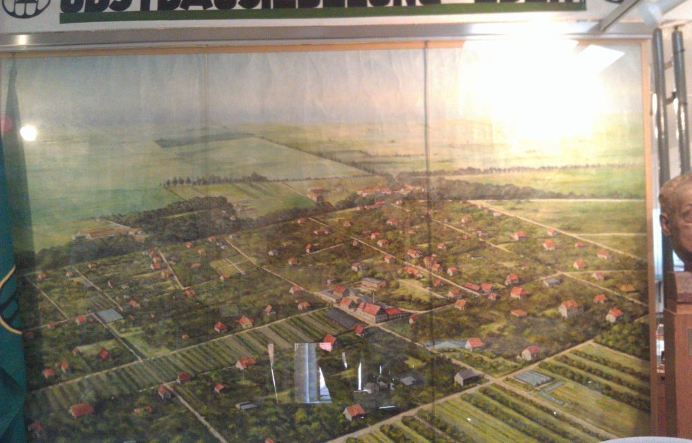 Německá vegetariánská osada Eden – 120 let poté…